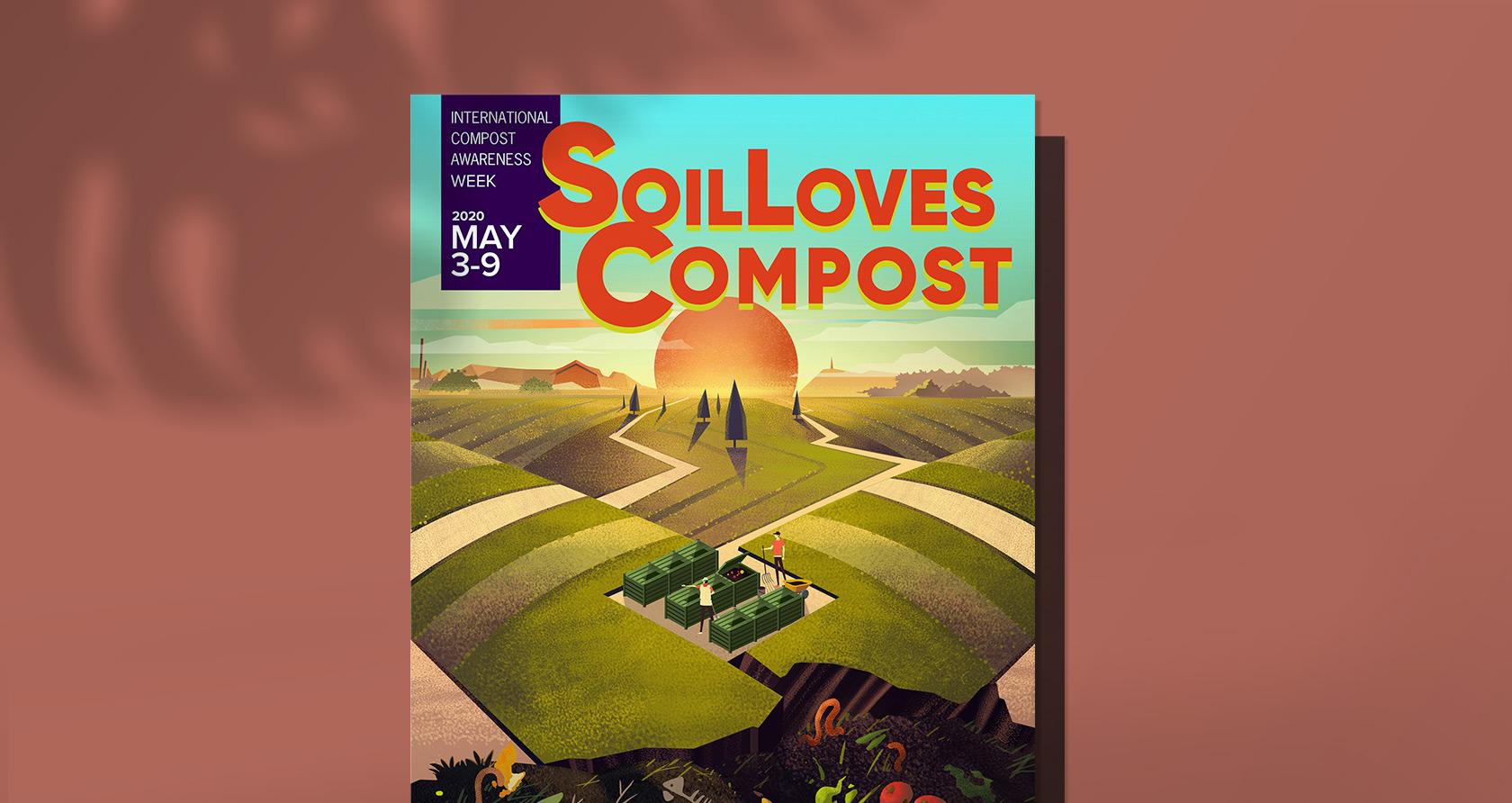 SOIL LOVES COMPOST(2019)