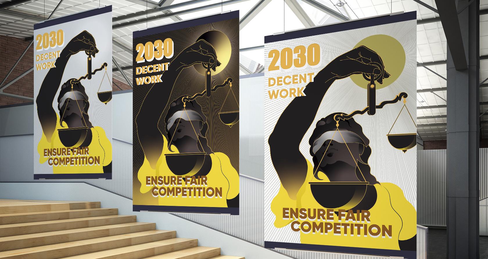 Decent Work 2030(2020)